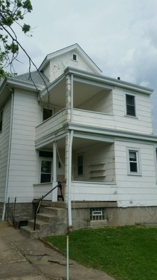 Before & After Painting Residential Home in Cincinnati, OH