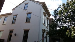 Before & After Brick House Exterior Painting in Newport, KY (4)