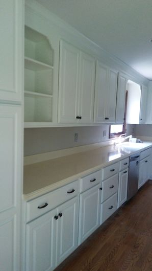 Before & After Kitchen Cabinet Installation in Fort Thomas, KY (3)