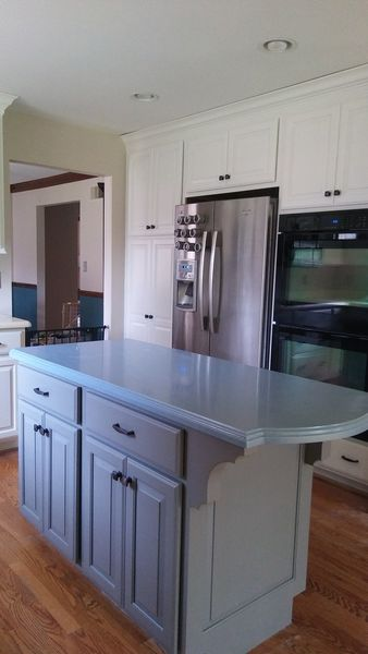 Before & After Kitchen Cabinet Installation in Fort Thomas, KY (5)