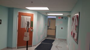 Before & After Commercial Interior Painting in Newport, KY (1)