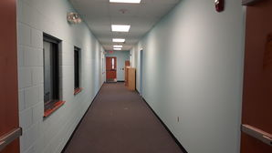 Before & After Commercial Interior Painting in Newport, KY (6)