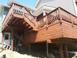 Before & After Deck Staining in Ft Thomas, KY (4)