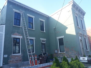 Before & After Exterior Painting in Newport, KY (1)