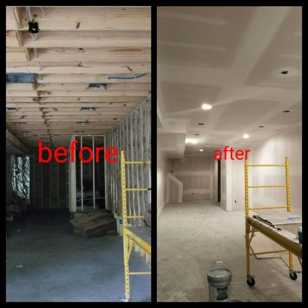 Drywall in Cincinnati, OH (1)