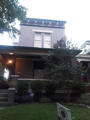 Before & After Exterior Painting in Newport, KY (2)
